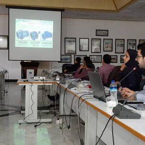 سمینار تخصصی آب منطقه ای گرگان